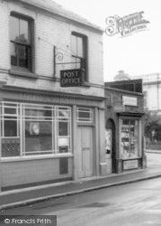 Earlestown, The Post Office, Earle Street c.1965