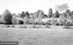 Earls Colne, Church Hill c.1960