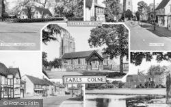 Earls Colne, Composite c.1960