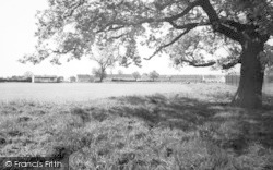 Earls Colne, The Cricket Field c.1960