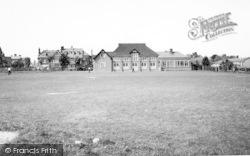 Earls Colne, The Grammar School c.1955