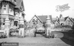 Earls Colne, The Grammar School c.1960