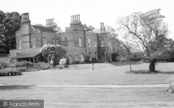 Earls Colne, The Priory c.1955