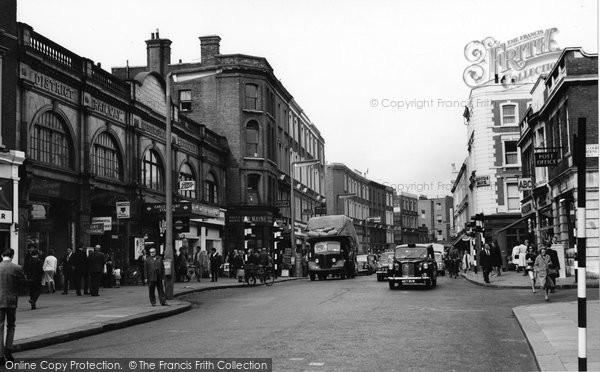 Photo of Earls Court, Earls Court Road 1964