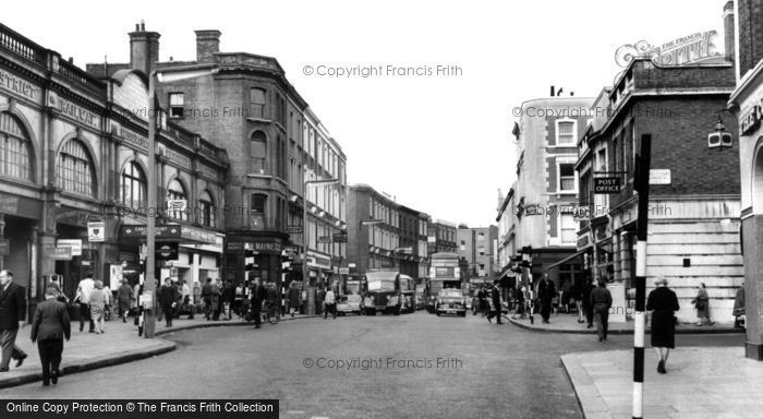 Photo of Earls Court, Earls Court Road c.1965