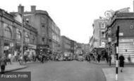 Earls Court, Earls Court Road c1965
