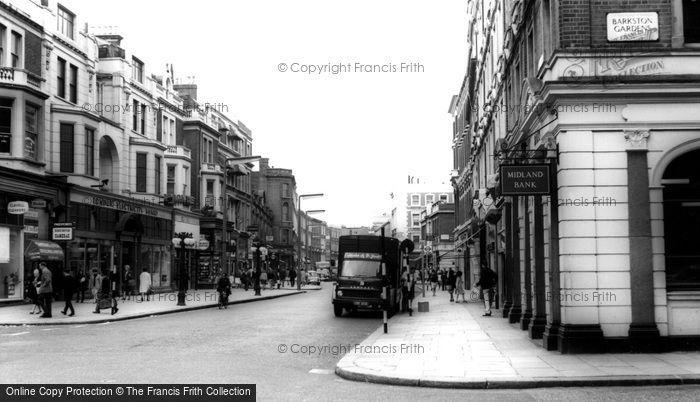 Photo of Earls Court, Earls Court Road c.1965