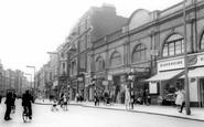 Earls Court, High Street c1965