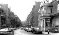 Earls Court, Nevern Square c1965
