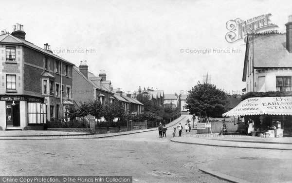 Earlswood, 1906. Reproduced courtesy of Francis Frith