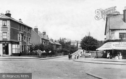 Earlswood, 1906