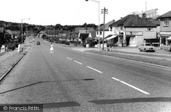 Earlswood, Brighton Road, South Earlswood c.1960