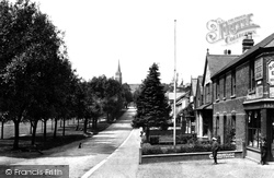 Earlswood, Common Road 1906