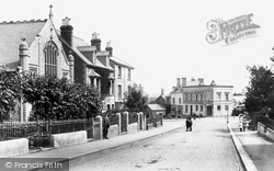 Earlswood, Earlswood Road 1906