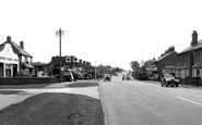 Earlswood, Horley Road c1955
