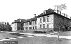 Earlswood, Redhill County Hospital c.1955