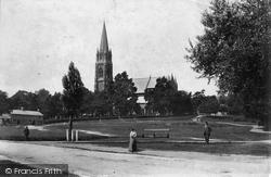 Earlswood, St John's Church 1906