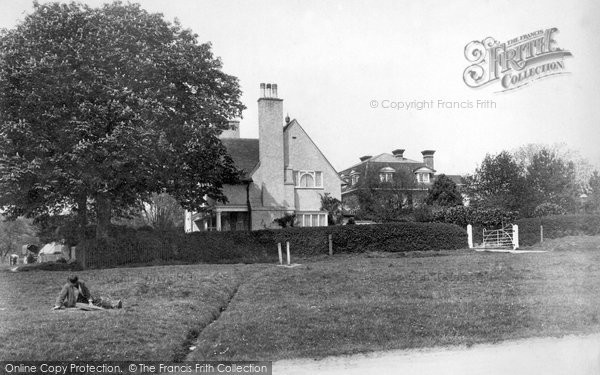 Earlswood, the Common 1906