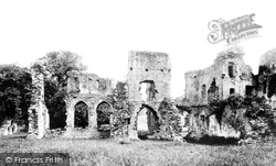 Easby, Abbey 1893