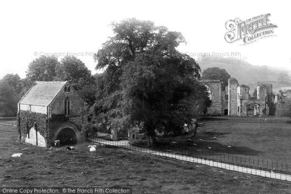 Photo of Easby, Abbey 1898