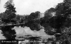 Easby, Abbey And River 1898