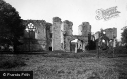 Easby, Abbey, East 1893