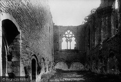 Easby, Abbey, Refectory 1893