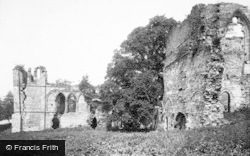 Easby, Abbey, South 1893