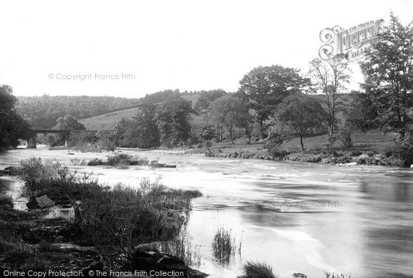 Photo of Easby, On The River 1892