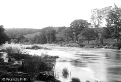 Easby, On The River 1892