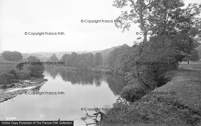 Photo of Easby, On The River 1913