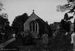 Easby, St Agatha's Church 1913