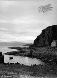 Easdale, Harbour 1955