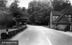 Easebourne, Entrance To Cowdray Park c.1960