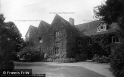 Easebourne, Priory 1898