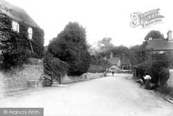 Easebourne, Priory Pond 1906