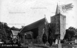 Easebourne, St Mary's Church 1906