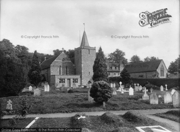 Photo of Easebourne, St Mary's Church And Priory 1928