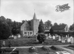 Easebourne, St Mary's Church And Priory 1928