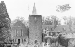 Easebourne, The Church c.1955
