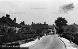 Easebourne, The Village c.1955