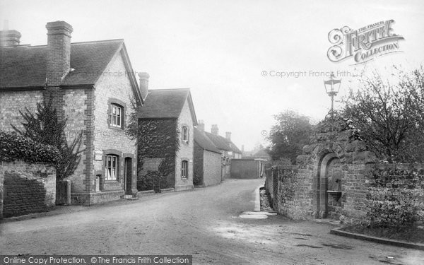 Photo of Easebourne, Village 1906