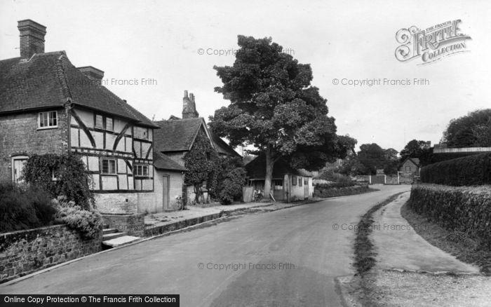 Photo of Easebourne, Village 1928
