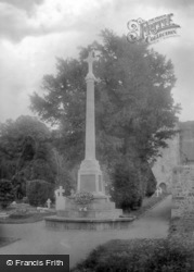 Easebourne, War Memorial 1923