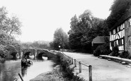 Eashing, Village 1898