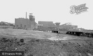 Easington Colliery, the Colliery c1960