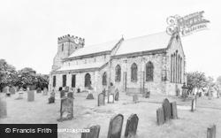 Easington, The Church c.1960