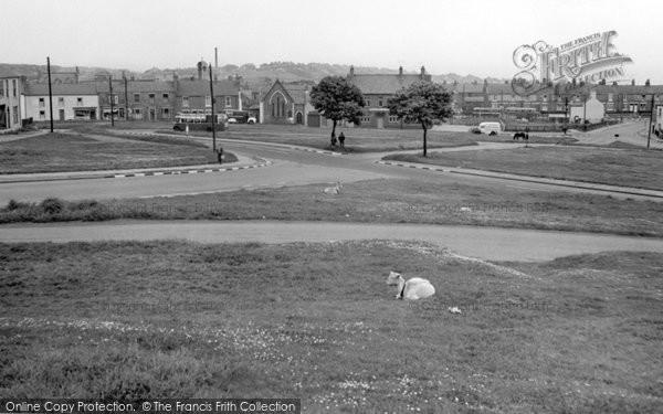 Photo of Easington, The Green 1961