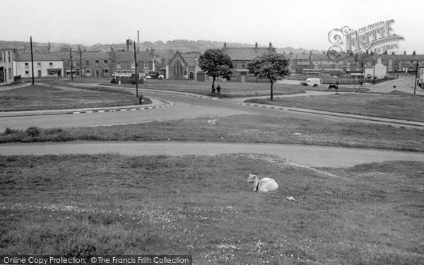 Easington, the Green 1961