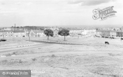 Easington, The Green c.1960